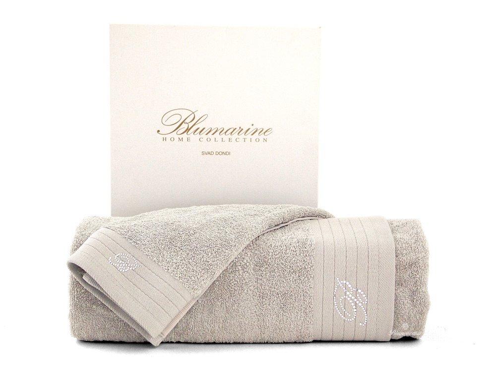 Asciugamani BluMarine con strass